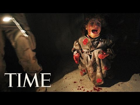 Tragedy In Iraq: Behind Chris Hondros' 2005 Photograph | 100 Photos | TIME