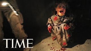 Tragedy In Iraq: Behind Chris Hondros' 2005 Photograph   100 Photos   TIME