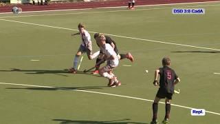 Finale DM ZRD Feld Knaben A DSD vs. CadA 9:0 15.10.2017 Highlights