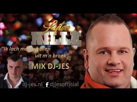 Lytse hille - Ik lach me de ballen uit me broek DJ-JES Remix.