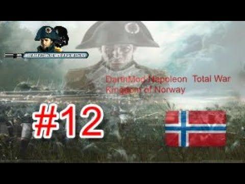 Darthmod 2.65 ⚔ Napoleon Total War Kingdom of Norway #12⚔