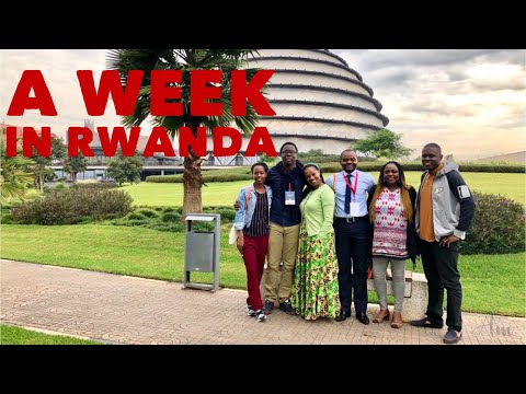 A week in RWANDA | Travel with me