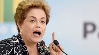 Brazil Votes to Impeach Rousseff for Breaking Budget Laws