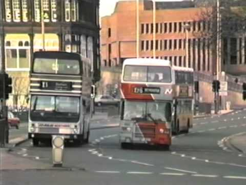 NEWCASTLE BUSES POST DEREGULATION