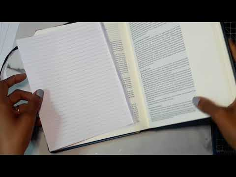 Bible Tip | How To Add Paper to Your Bible