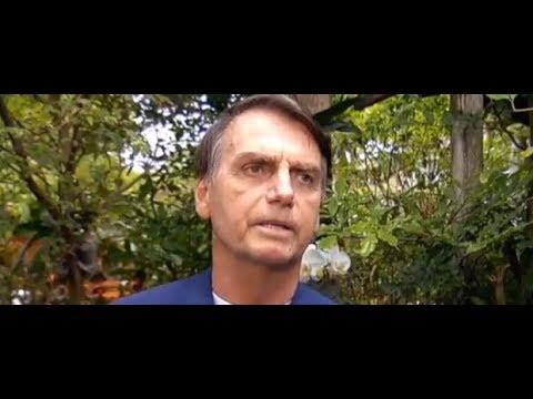 Domingo Espetacular mostra o real estado de saúde de Jair Bolsonaro