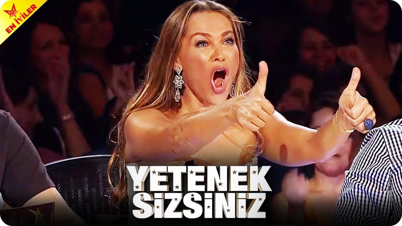 Jüri Bu Dansa BAYILDI! | Yetenek Sizsiniz Türkiye