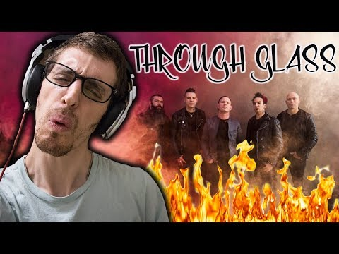 Hip-Hop Head's FIRST TIME Hearing STONE SOUR: Through Glass REACTION