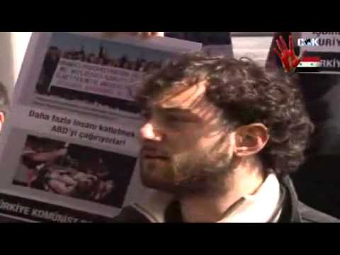 Suriye Muhalefetine TKP'den Protesto -...