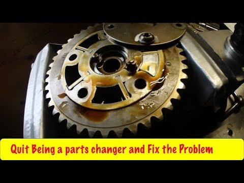 Ford 5.4 3V how to install Cam Phaser Lockouts