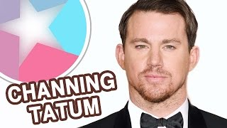 channing tatum through the years in 58 seconds