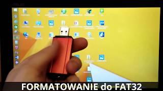 Formatowanie Karty Pamięci Micro SD do FAT32
