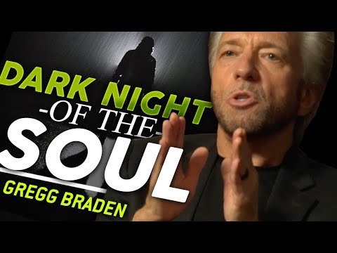 THE REASON WHY I AM NOT AFRAID OF THE DARKNESS ANYMORE - Gregg Braden | London Real