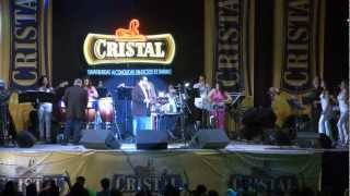 "Gilberto Santa Rosa - Perdoname ""El Caballero De La Salsa en Lima, Peru"""