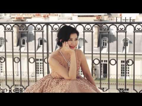 鍾楚紅Cherie Chung  令旅行更充實的小貼士  ELLE HK 封面人物