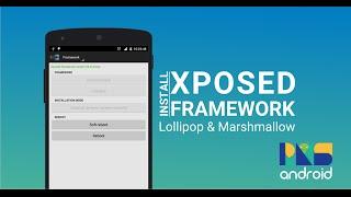 Cara Instal Xposed Installer di Android Lollipop dan Marsmallow