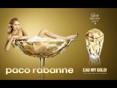 PACO RABANNE - Lady Million Eau My Gold