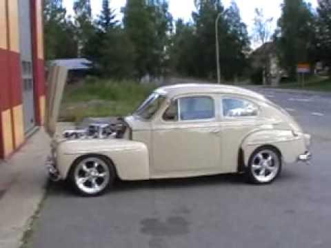 Volvo PV 544 - YouTube