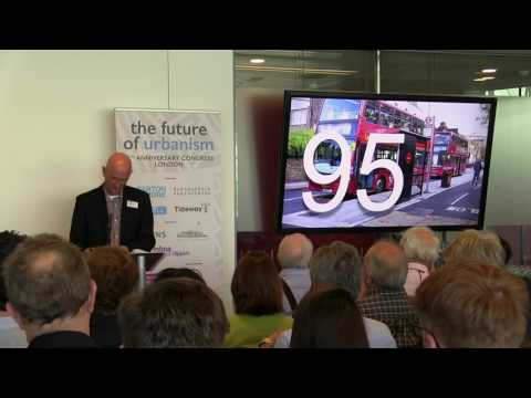 Robin Buckle - The Future of transport in London