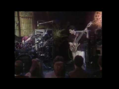Sidewalk chick corea elektric band live at the maintenance shop