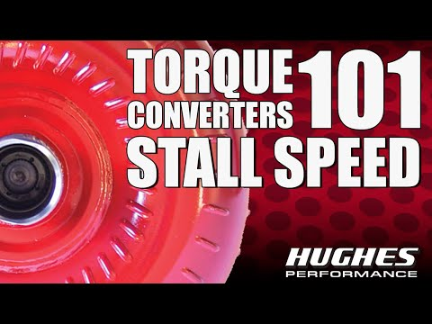 Ep. 5 Torque Converters 101: What Is Stall Speed?
