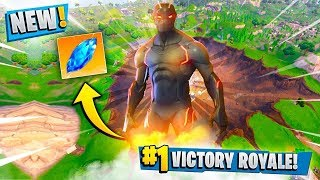 ANTI GRAVITY TROLLING in Fortnite Battle Royale! (Season 4 Battle Pass Map Changes)