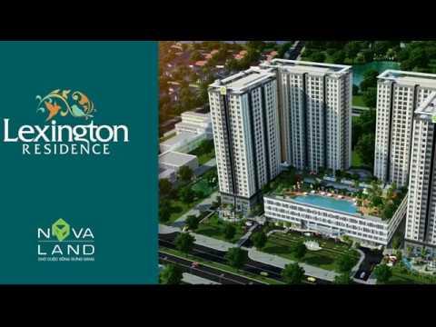 Dự án Lexington Residence mang đậm phong cách cổ điển Châu Á