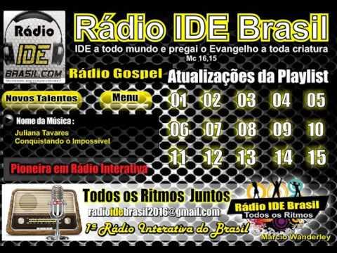 Rádio IDE Brasil com Novos Talentos