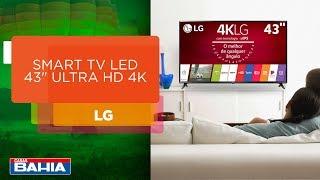Confira a Smart TV LED 43