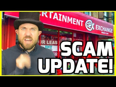 CEX Scam - Gaming Scandal Update! Rogue Traders!?