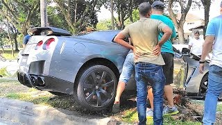 CRAZIEST Drivers Caught On Video! Road Driving Fails May 2018