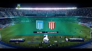 Racing Club vs CA Estudiantes full match