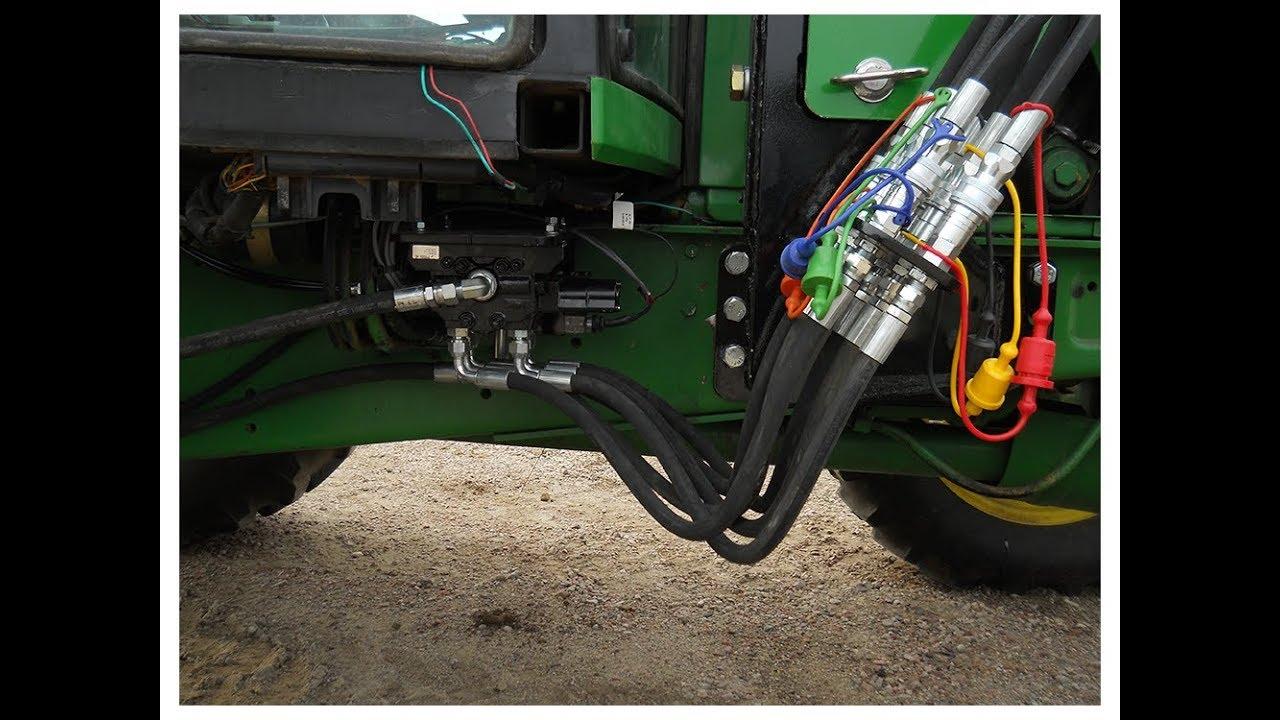 Complete Joystick Kit for John Deere 6000 Series Tractors