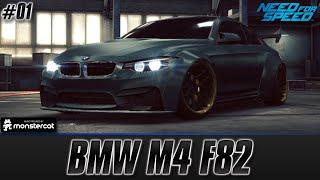Need For Speed No Limits: BMW M4 F82 | Blackridge Spirit (Chapter 1)
