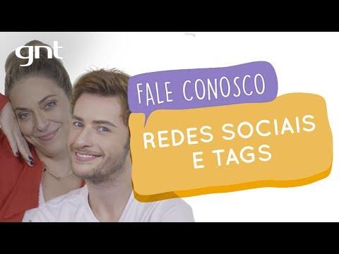 AULA de redes sociais e Tags com Maicon Santini e Júlia Rabello | #85 | Fale Conosco | Júlia Rabello