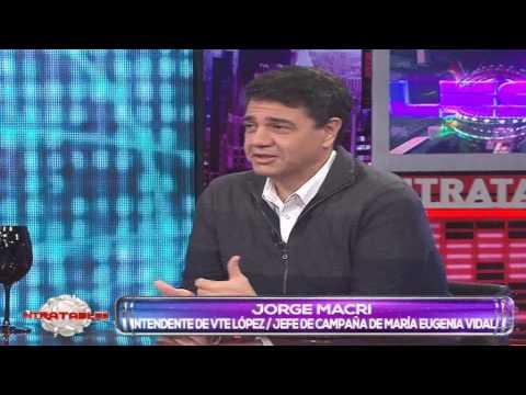 Diego Brancatelli se mete de lleno en la política
