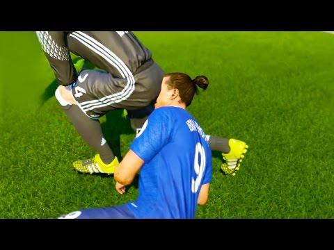 Clip FIFA 17 FAIL Compilation hay và hót nhất