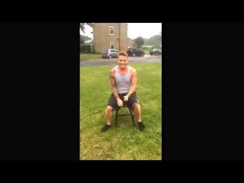 Matthew Wolfenden Ice bucket challenge