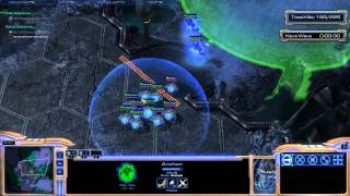 Starcraft 2 Psionic Assault Challenge Gold Medal Strategy Guide