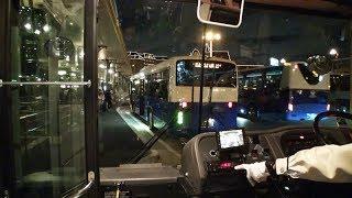 東京ディズニーリゾートパートナーホテルズシャトルバス 22:20 東京デ...