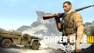 Sniper Elite 3: Hunt The Gray Wolf Gameplay Ultra