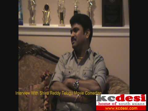 Interview With Shiva Reddy Part 1
