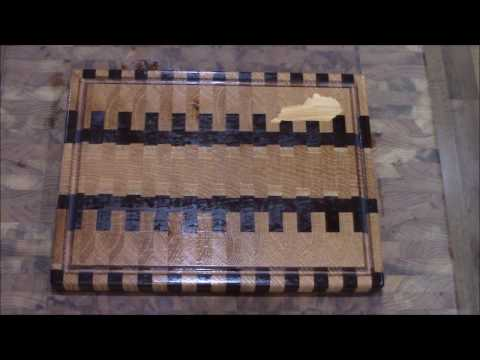 Kentucky cutting board for FFA auction