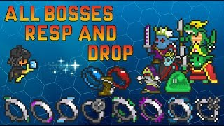 Rucoy Online - FIGHTING ALL BOSSES IN GAME