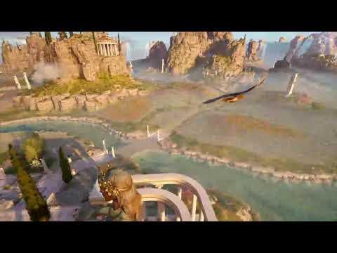 ASSASIN CREED ODYSSEY -- THE FATE OF ATLANTIS EPISODE 1 -- ELISIUM  