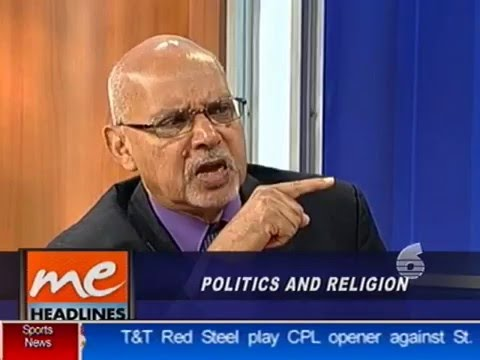 Pastor Clive Dottin - Politics & Religion