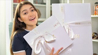 💸 CRAZY DIOR HAUL AND UNBOXING 2020 | MY NEW BAG 😍 | DIORAMOUR COLLECTION VLOG 💞