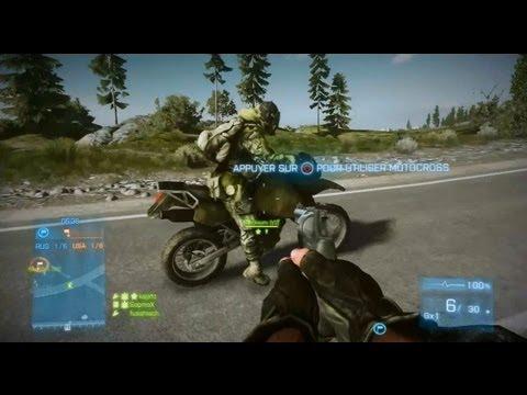 Download Battlefield 3 - La Motocross ça déchire! [Funtage]