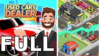 Idle Used Car Dealer (by DragonflyEntertainment) - Android Gameplay FHD