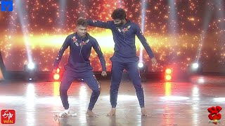 Somesh Performance Promo - Dhee Champions (#Dhee12) - 22nd July 2020 - Sudigali Sudheer